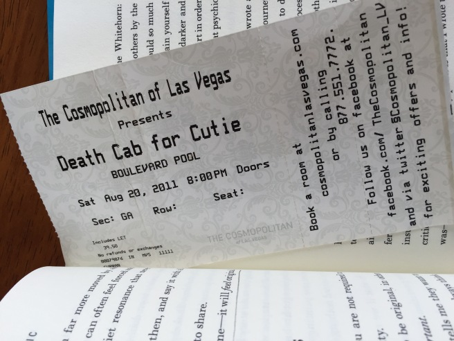 Recovering Corporate Death Cab