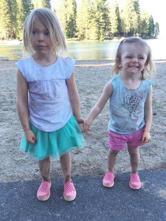 Curran Girls play dirty